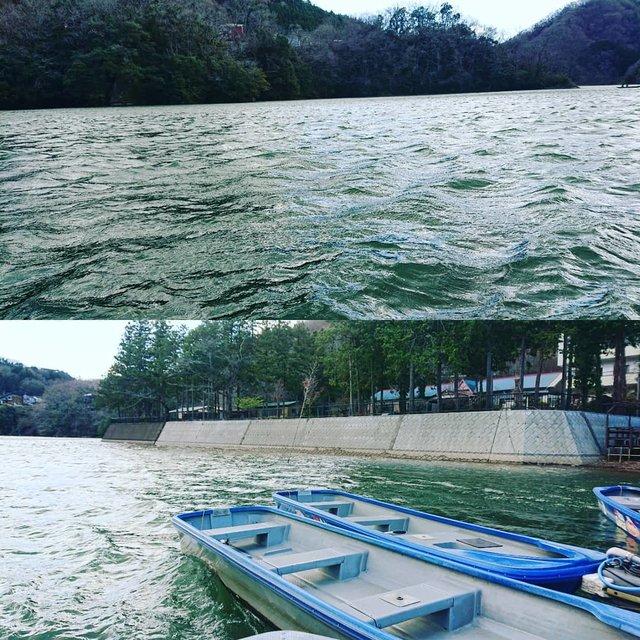 "Kinya Kurata on Instagram: ""#相模湖#西風爆風#秋山川#秋山川釣の家🏡"" (118736)"