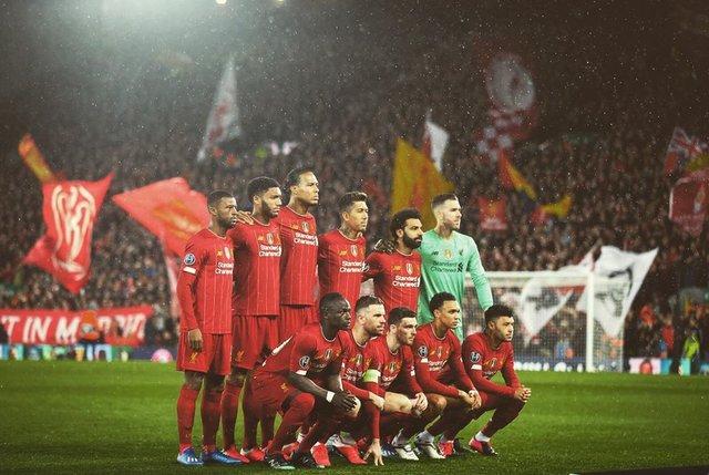 """Liverpool Football Club on Instagram: """"🔴 #YNWA 🔴"""" (119183)"""