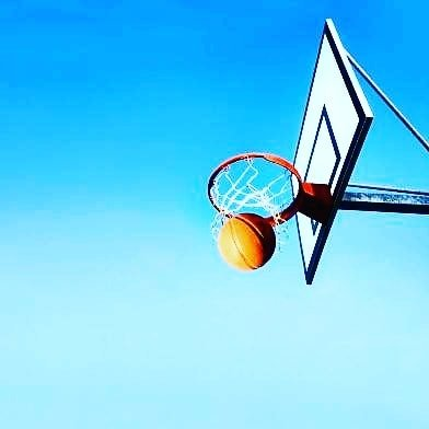 """🏀影虎🐯 on Instagram: """"今日もバスケしてきたゼっ!!!! #バスケ好きと繋がりたい#バスケ#バスケットボール#バスケットゴール#空"""" (123017)"""