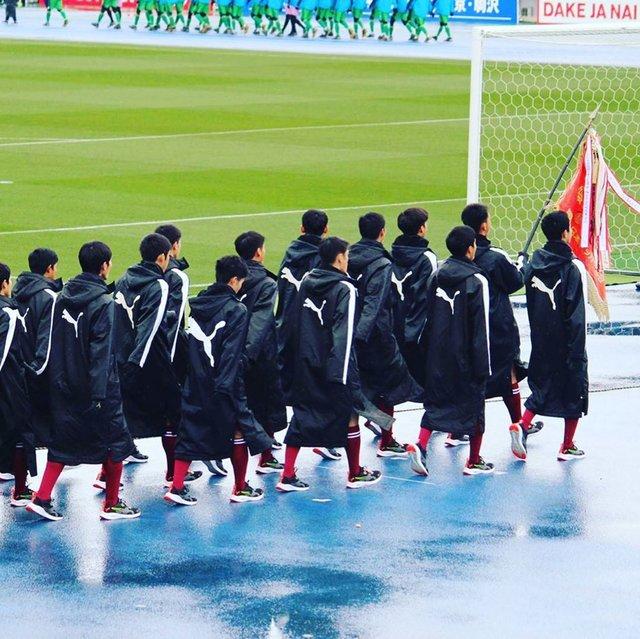 """出口 優真's Instagram profile post: """"丸岡高校サッカー部引退。・・丸岡高校に来て、最高の仲間に出会えました。苦しい時でもこの仲間だからこそやり切ることが出来たし、本当にこの代でよかったです!・・高校サッカーありがとう。・#田海世代#丸岡高校サッカー部#第98回全国高校サッカー選手権大会"""" (124865)"""