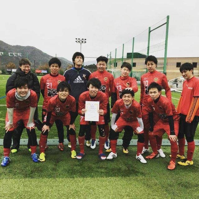 """motonori hakii on Instagram: """"関西セカステお疲れ様でした。景品のバックありがたく使わせていただきます。北高の口の悪さは健在でした。#北陸高校サッカー部#収穫しかない4日間"""" (124874)"""