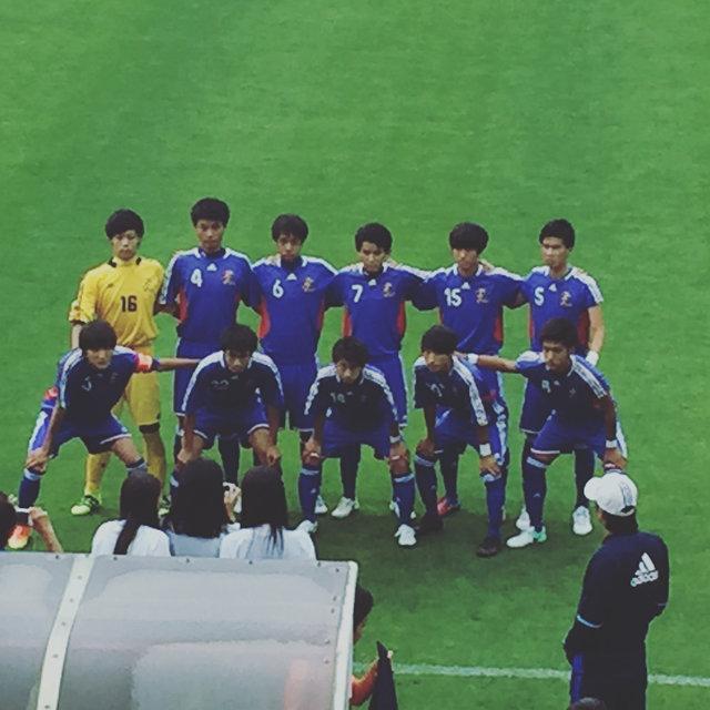 """@7761.ka's Instagram profile post: """"インターハイ岡山県予選3位決定戦  vs就実 1-3で敗退し、結果4位でした。。 悔しい思いもたくさんしたと思うけど、試合毎に強くなるチームを見て本当にたくましかった‼️ 選手権こそ、全国へ‼️ #インターハイ岡山県予選#3位決定戦#明誠学院 #明誠学院サッカー部…"""" (128435)"""