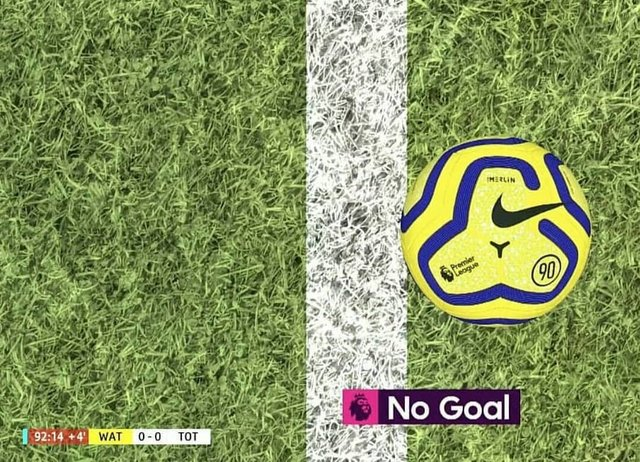 "inforID on Instagram: ""Tottenham dapet peluang di menit akhir dan bola masuk gawang tapi belum 100% jadi di anggap belum gol.  Gimana sakit ga?  Rasane koyo wes…"" (129172)"