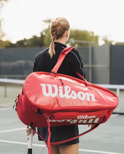 """Wilson Tennis on Instagram: """"Guess who?"""" (130310)"""