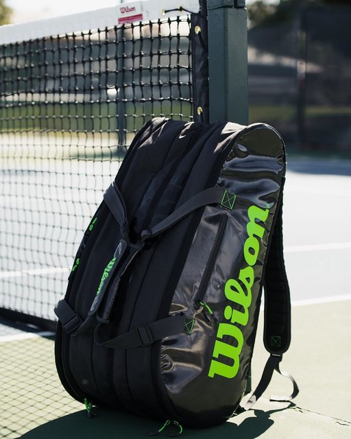 """Wilson Tennis on Instagram: """"All-new Blade Super Tour bags are available now! Who wants one? 🙋♀️🙋♂️ _ Super Tour 3 Compartment Super Tour 2 Compartment Super Tour…"""" (131040)"""