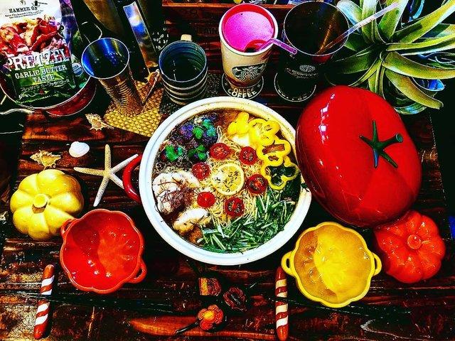 """瓜田純士&麗子 on Instagram: """"おいしく食べて建康&キレイ!  糖質0麺de春のロカボチャレンジ!  Instagramモニターになりました*\(^o^)/*💕 14日間の0麺生活!2日目の今日は、 「お鍋」にしました。・:+° 。  旦那様用も、…"""" (132098)"""
