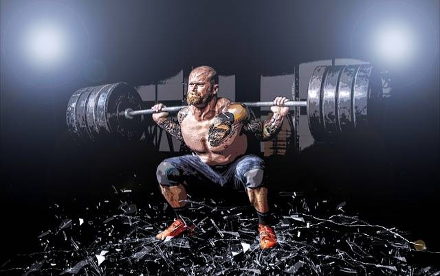 Free illustration: Glasses, Muscle, Man, Weights - Free Image on Pixabay - 1872805 (5360)