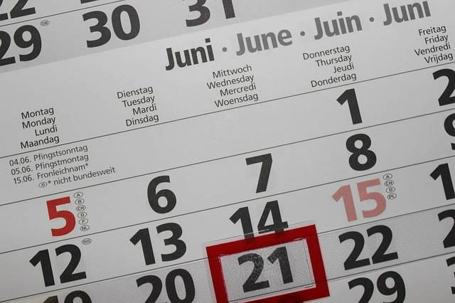 Free photo: Calendar, Pay, Number, Year, Date - Free Image on Pixabay - 2428560 (6041)