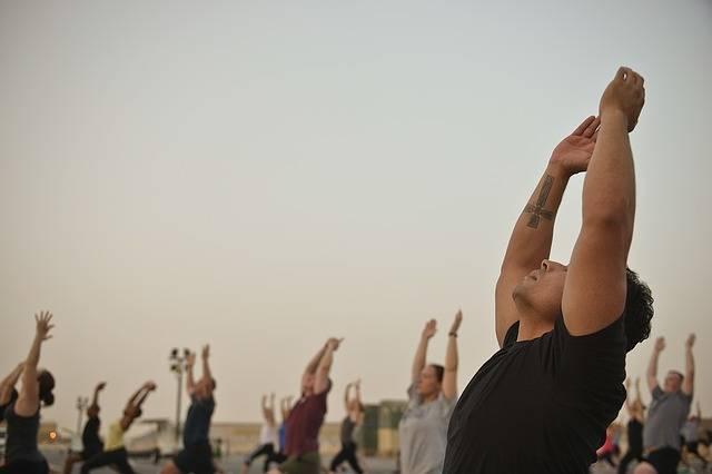 Free photo: Men, Yoga Classes, Gym, Instructor - Free Image on Pixabay - 1179452 (8503)