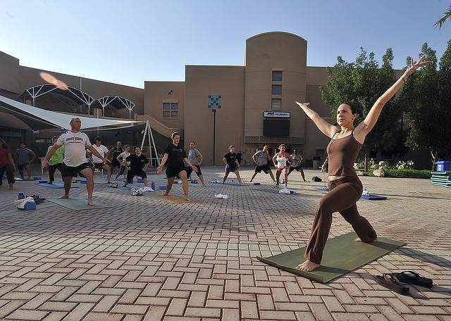 Free photo: Women, Yoga Classes, Gym, Asana - Free Image on Pixabay - 1179451 (8511)