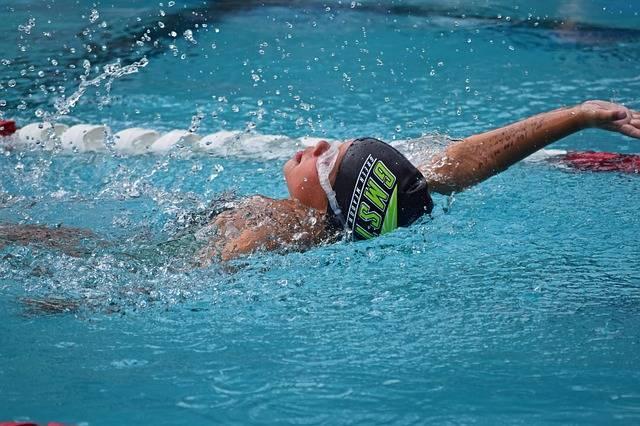 Free photo: Young Swimmer, Backstroke - Free Image on Pixabay - 2504969 (12128)