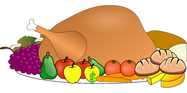 Free vector graphic: Turkey, Food, Thanksgiving, Dinner - Free Image on Pixabay - 23435 (16164)
