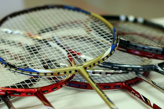 Free photo: Badminton, Badminton Racket, Bat - Free Image on Pixabay - 1056128 (19940)