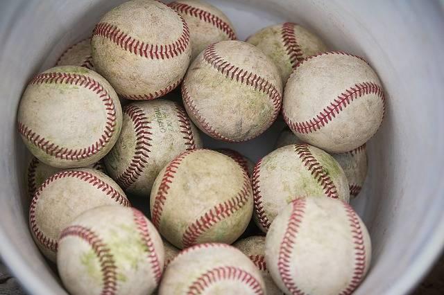 Free photo: Baseballs, Bucket, Sport, Game - Free Image on Pixabay - 1087695 (23559)