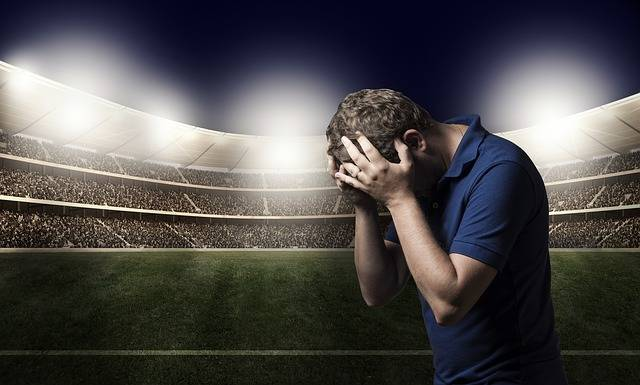 Free photo: Sadness, Defeat, Loss, Football - Free Image on Pixabay - 2667464 (26494)
