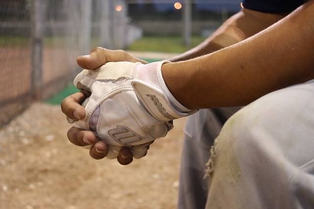 Free photo: Baseball, Substitute, Bench, Hands - Free Image on Pixabay - 454559 (27167)