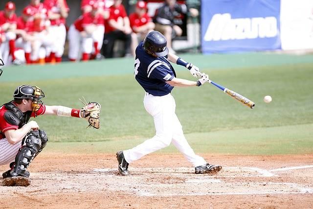 Free photo: Hit, Catcher, Baseball, Home Plate - Free Image on Pixabay - 1407826 (28707)