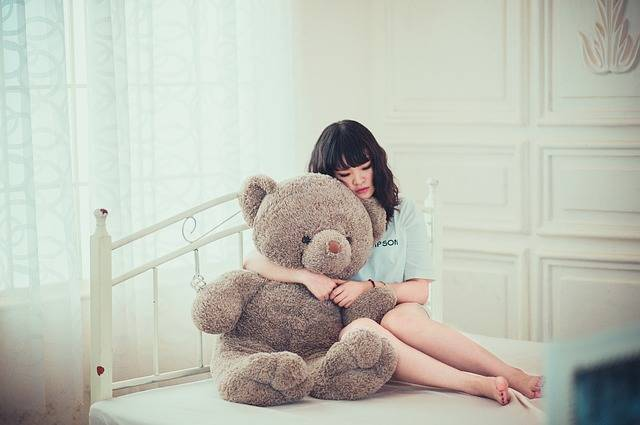 Girl Bedroom Bear · Free photo on Pixabay (36697)