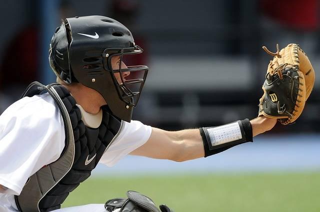 Baseball Player Catcher Ball · Free photo on Pixabay (39941)