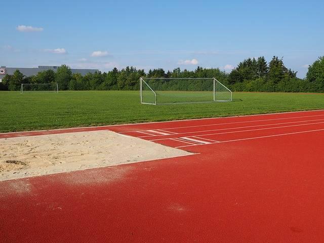 Sports Ground Football Field Long · Free photo on Pixabay (45740)