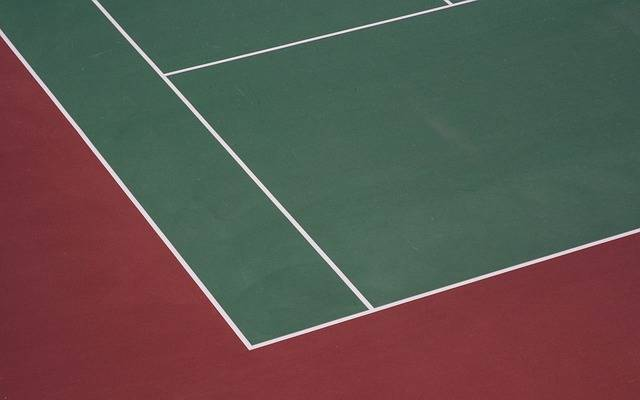 Tennis Court · Free photo on Pixabay (46547)
