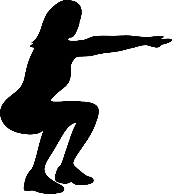 Sport Sports The Squat · Free vector graphic on Pixabay (47447)