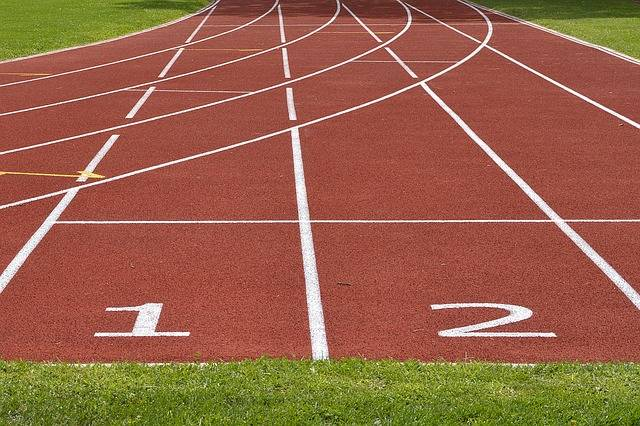 Tartan Track Career Athletics · Free photo on Pixabay (48450)