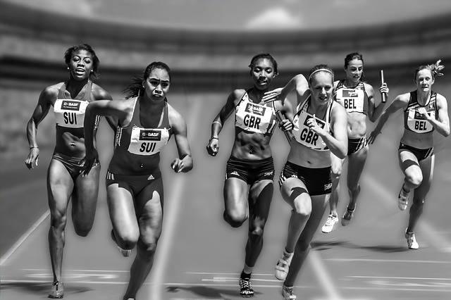 Relay Race Competition Stadium · Free photo on Pixabay (48453)