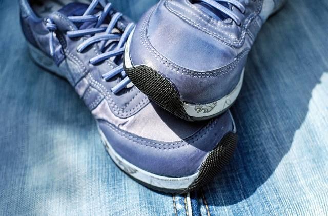 Sport Shoe Running Blue · Free photo on Pixabay (48455)