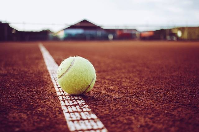 Tennis Sand Sport · Free photo on Pixabay (49457)