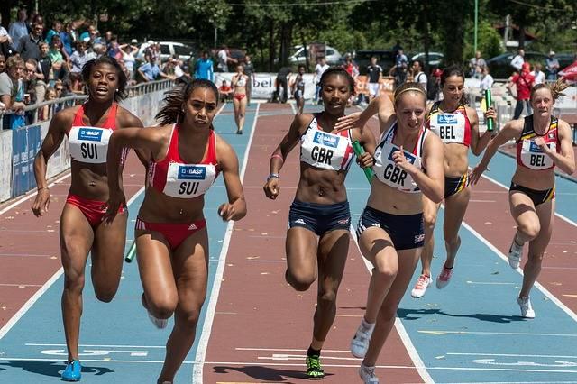 Athletics Sport · Free photo on Pixabay (53551)