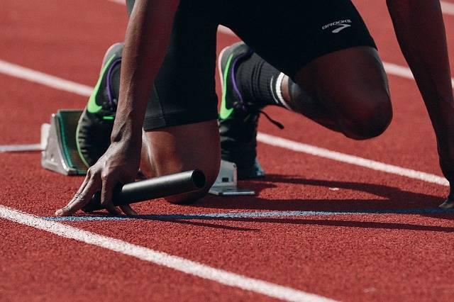 Athlete Runner Sprint - Free photo on Pixabay (73441)