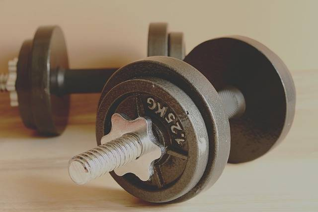 Weightlifting Barbells Dumbbell - Free photo on Pixabay (74566)