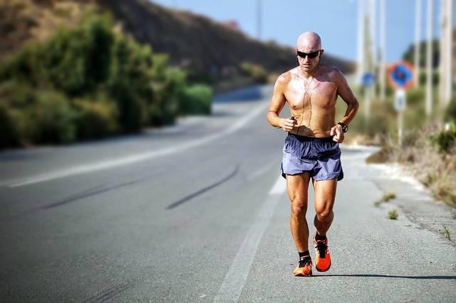 Exercise Fitness Jogging - Free photo on Pixabay (74567)