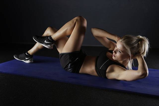 Sport Training Abdominals - Free photo on Pixabay (79970)