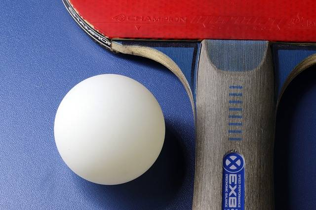 Table Tennis Sport Games - Free photo on Pixabay (80000)