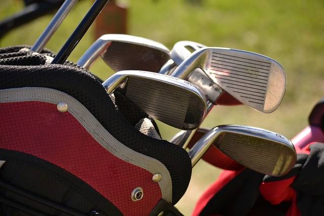 Golf Clubs Golfing - Free photo on Pixabay (80670)