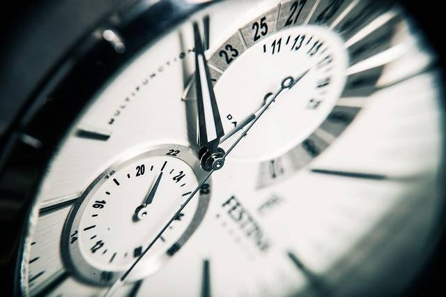 Clock Time Watch - Free photo on Pixabay (81027)
