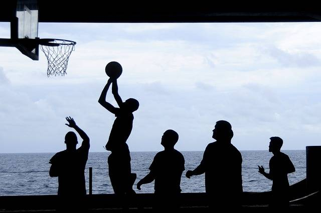 Basketball Team Play - Free photo on Pixabay (82857)