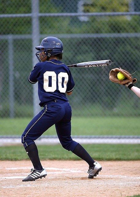 Softball Girls Athlete - Free photo on Pixabay (86673)