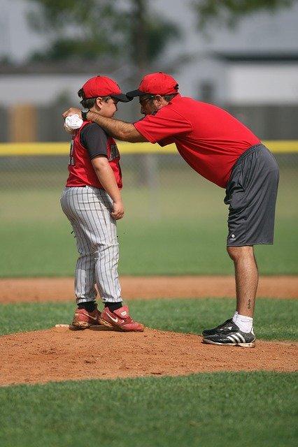 Baseball Little League Pitcher - Free photo on Pixabay (86675)