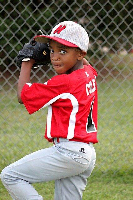 Boy Player Baseball - Free photo on Pixabay (86703)