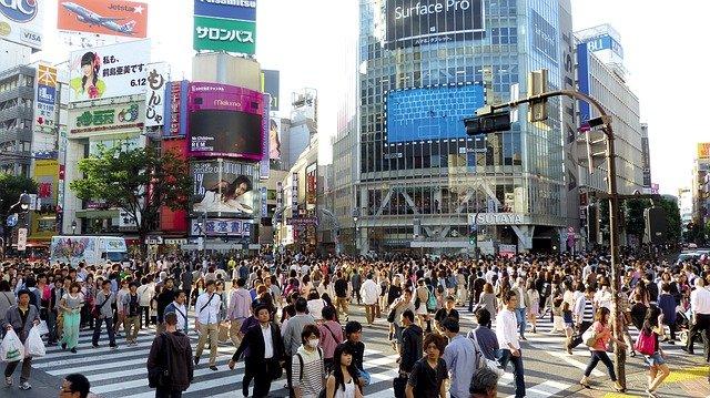 Japan Tokyo Shibuya - Free photo on Pixabay (88754)