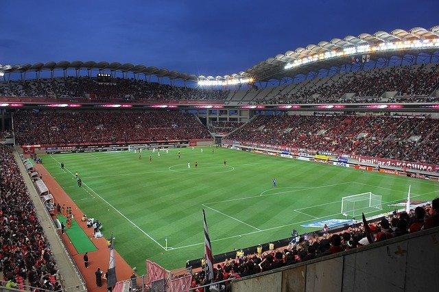 Stadium Field Venue - Free photo on Pixabay (93926)