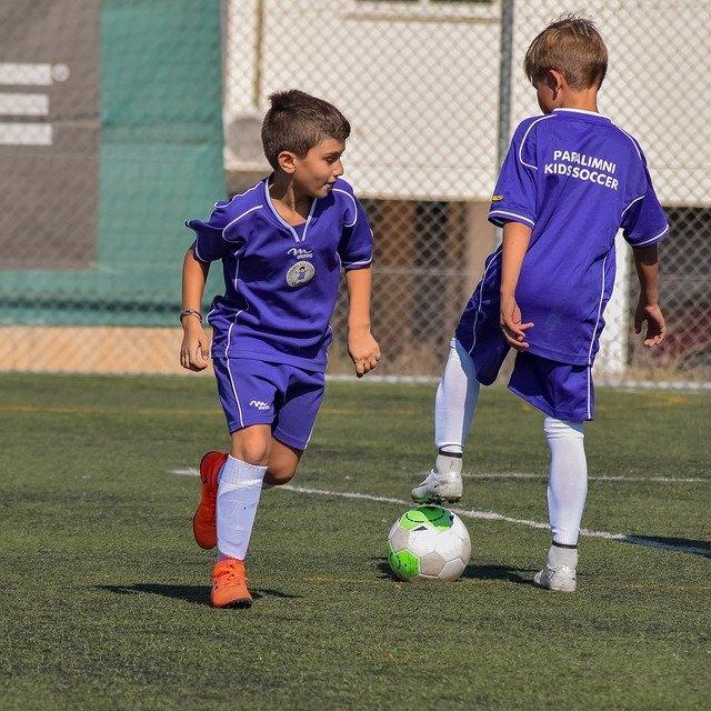 Boys Football Soccer - Free photo on Pixabay (95605)