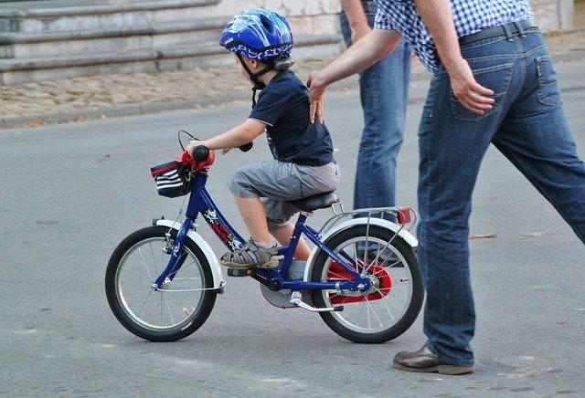 Child Boy Bike On - Free photo on Pixabay (95607)
