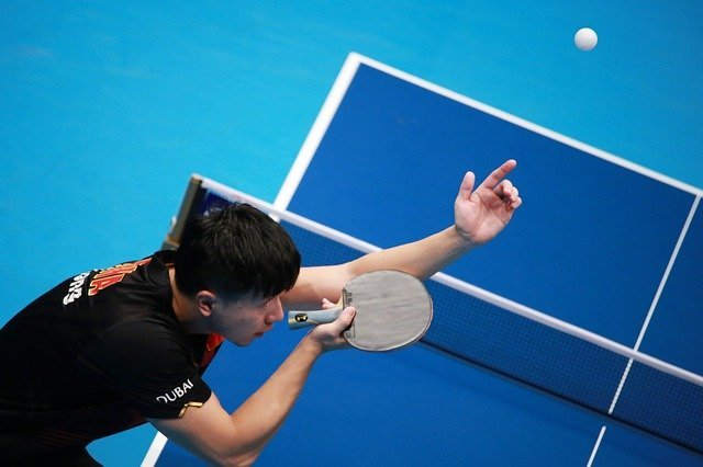 Table Tennis Ping Pong Passion - Free photo on Pixabay (96663)