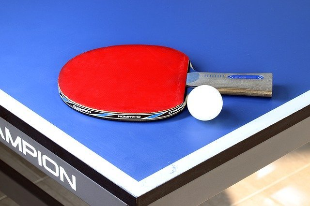 Table Tennis Sport Games - Free photo on Pixabay (96664)