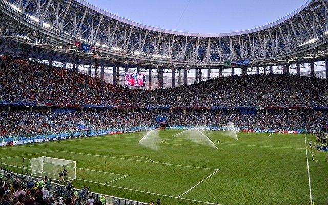 Stadium Nizhniy Novgorod Russia - Free photo on Pixabay (96838)