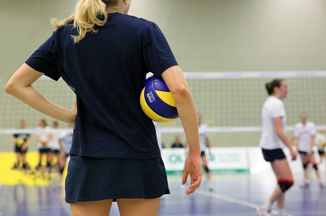 Volleyball Sport Ball - Free photo on Pixabay (99538)